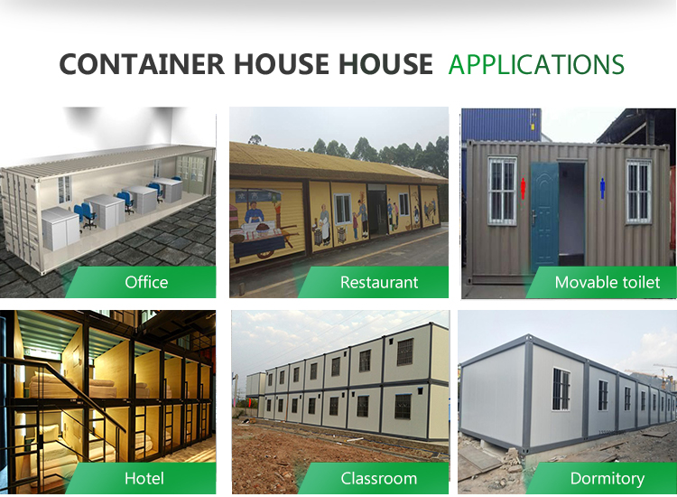 steel container houses