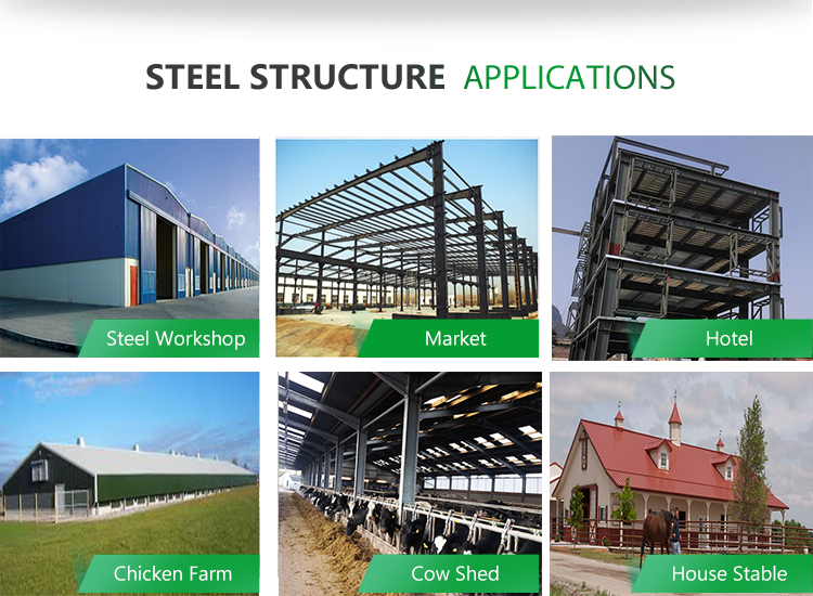Steel Fabricated Building