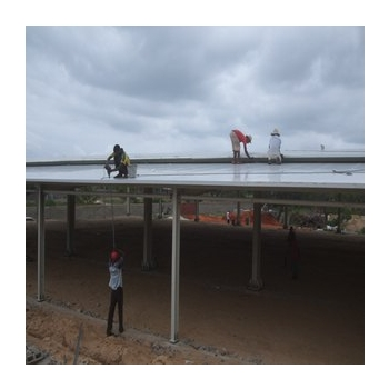 steel house installation 4