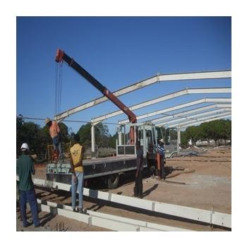 steel house installation 3