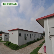 Prefabricated Steel House For Airport Construction Labor Camp