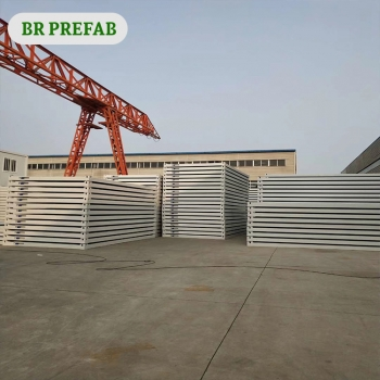 Flat Pack 20ft Container Homes with For Sale BR009