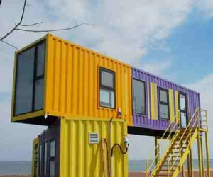 Shipping Container Houses With Good Insulation and Decoration