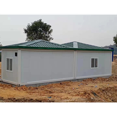 Affordable Container House With Anti-Fire Panel