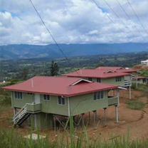 Two story modular homes in PNG