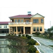 Prefabricated Concrete Villa With PVC Decoration Panel